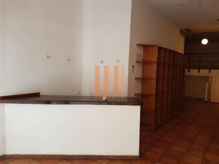 URBENORTE ALQUILA LOCAL DE 220 M2 EN EL CENTRO DE MAJAO