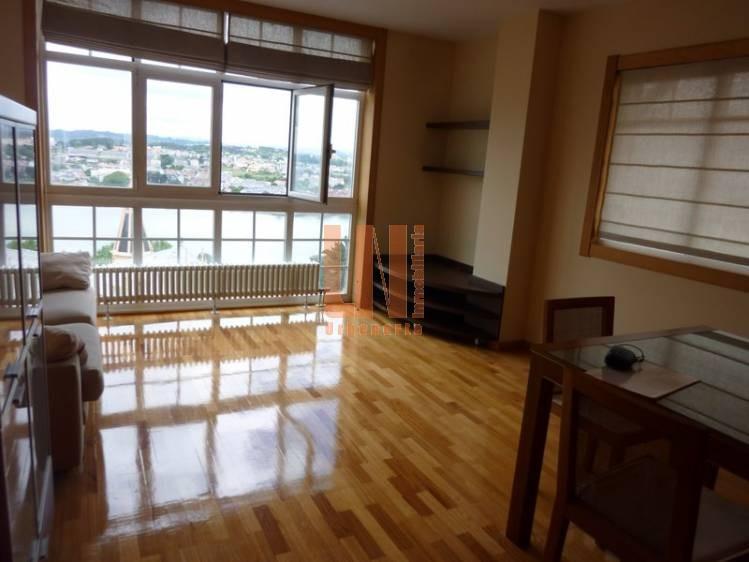 3 dormitorios con vistas a la Ría de O Burgo