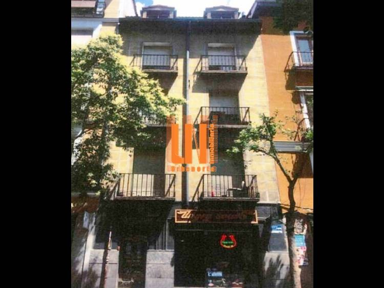 SE VENDE EDIFICIO RESIDENCIAL, 1 LOCAL Y 9 PISOS