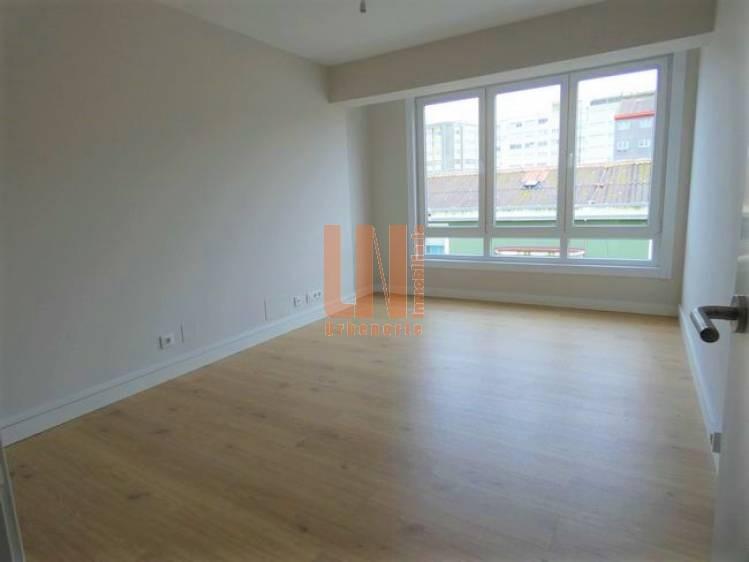 64m² útiles, 3 dormitorios más terraza de 19m².