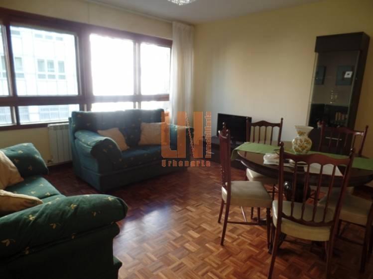 100 m² útiles, 3 dormitorios