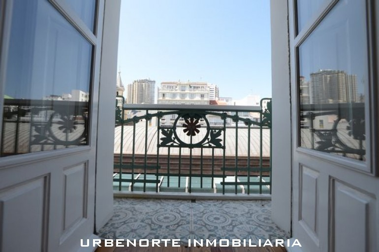 Vivir en joyas arquitectónicas de A Coruña