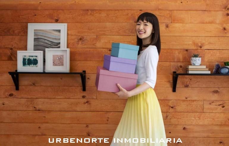 Las 5 claves para ordenar tu casa según Marie Kondo