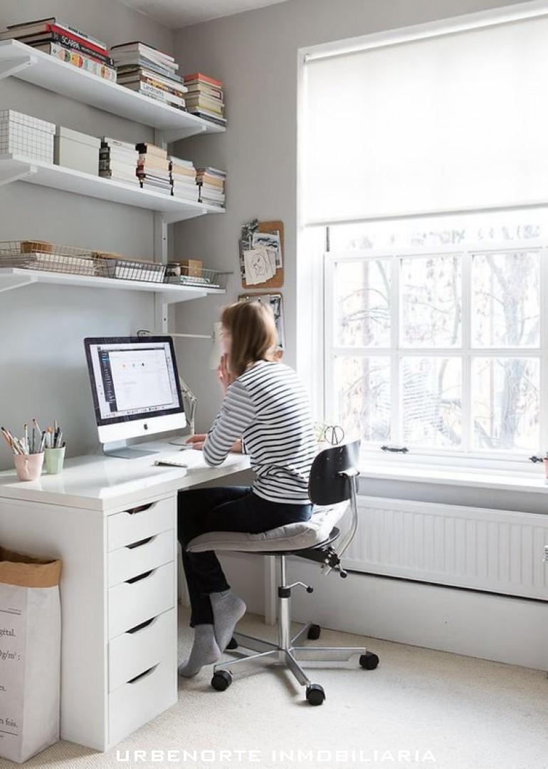 Vivir y trabajar: una única vivienda